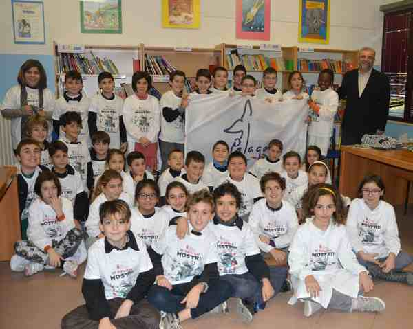 L'educazione ambientale termina il suo viaggio alle elementari di via De Amicis