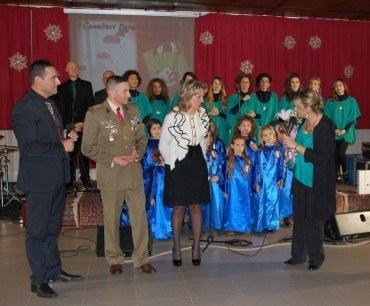 Al Savoia Cavalleria è sbarcato il gospel natalizio in favore di Aism e Avis