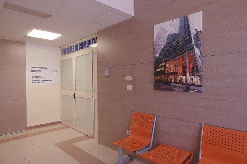Torna in funzione l'ospedale di comunità di Grosseto, dopo i lavori di ristrutturazione