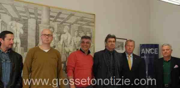 """Sorteggio gare d'appalto, Ance incontra il Comune di Castiglione: """"Discussione proficua"""""""
