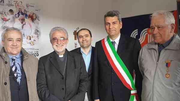 Grosseto grande festa per l inaugurazione della sede del for Dove ha sede il parlamento italiano