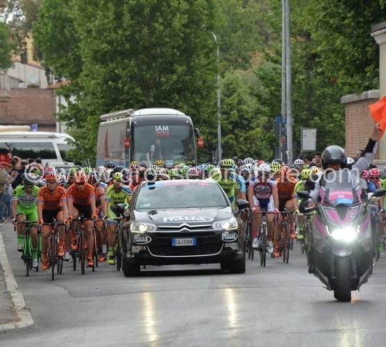 La Tirreno-Adriatico passa dal comune di Grosseto: ecco le modifiche al traffico
