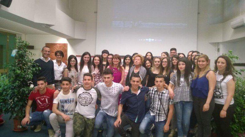 Alternanza Scuola Lavoro: incontro con gli studenti di Reggio Calabria in stage in Maremma