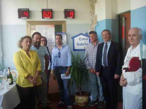 """Inaugurate le Case della salute di Manciano e Pitigliano: """"L'ospedale sarà rafforzato"""""""