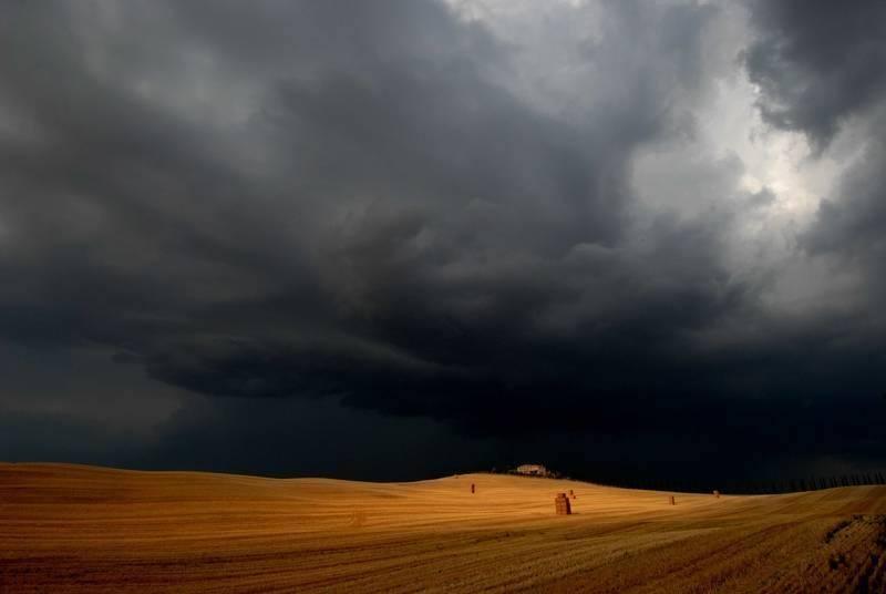 Maltempo: anche per domani previsti temporali su tutta la provincia di Grosseto