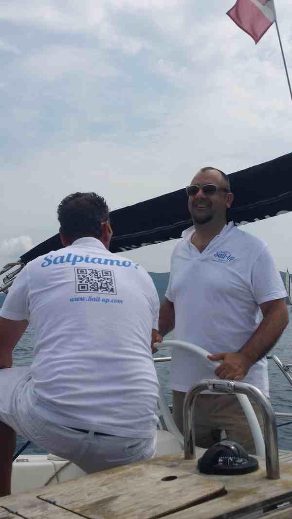 Photo of Ecco Sail – Up, la prima piattaforma social per gli amanti del mare