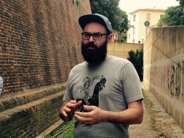 Premio Monicelli, sezione arte: Zed1 abbellirà il muro davanti al Cassero