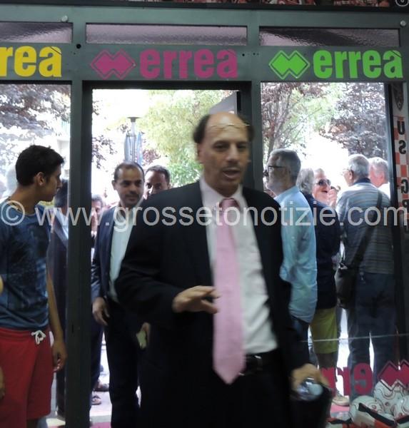 Nevio Orlandi nuovo allenatore del Grosseto. Danilo Pagni direttore sportivo