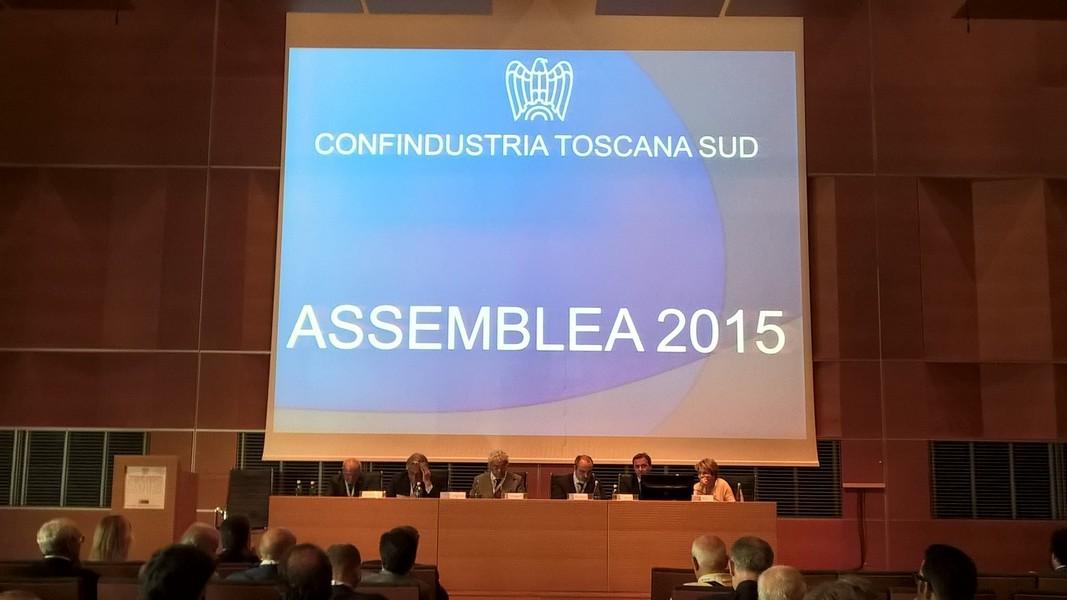 Photo of Prima assemblea generale di Confindustria Toscana Sud