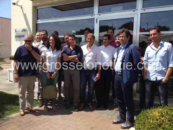Photo of La Festa dell'Unità termina con una serie di incontri dedicati a tutti gli amici del Pd