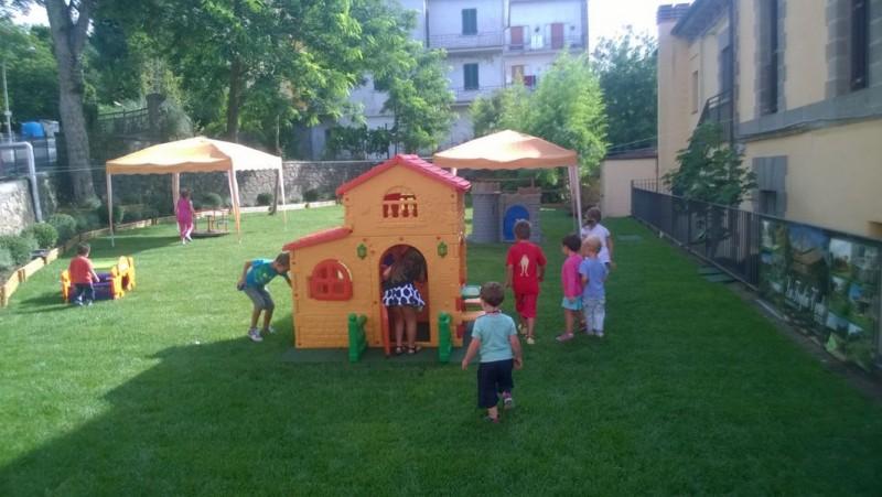Nido d'infanzia estivo sull'Amiata: iscrizioni entro il 30 maggio 2016