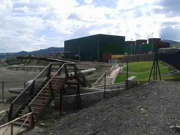 Geotermia: proseguono le visite guidate al percorso turistico della centrale di Bagnore 4