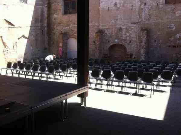Photo of Fonderia Leopolda: un weekend all'insegna di musica e teatro nel chiostro