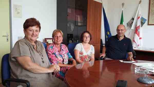 Massa Marittima: una nuova dirigente scolastica all'Isituto superiore Bernardino Lotti