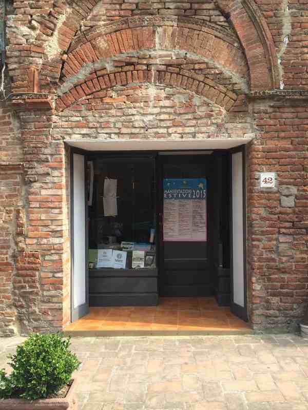 Civitella Paganico: i nuovi orari dell'Ufficio turistico