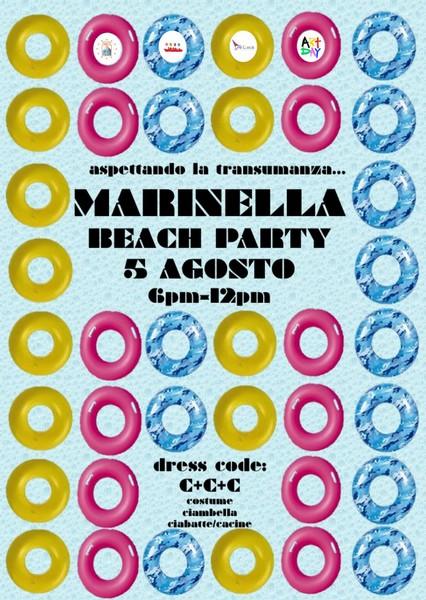 """""""Marinella Beach Party"""" fino a mezzanotte"""