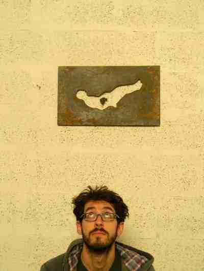 """Il progetto """"Fuori"""" atterra a Berlino: Antonio Barbieri in partenza per la sua residenza d'artista"""