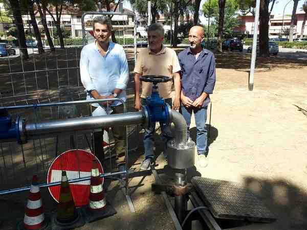 Photo of Grosseto: realizzato un nuovo pozzo che servirà 600 utenze a Verde Maremma