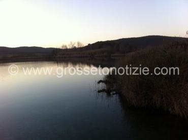 Multati turisti al Lago dell'Accesa