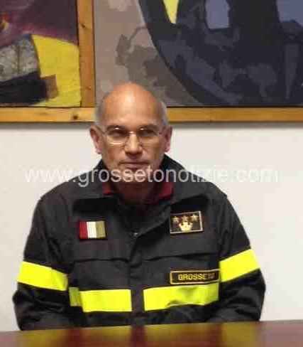 Incendio alla discarica di Cannicci: l'intervento del Comandante dei Vigili del Fuoco – VIDEO