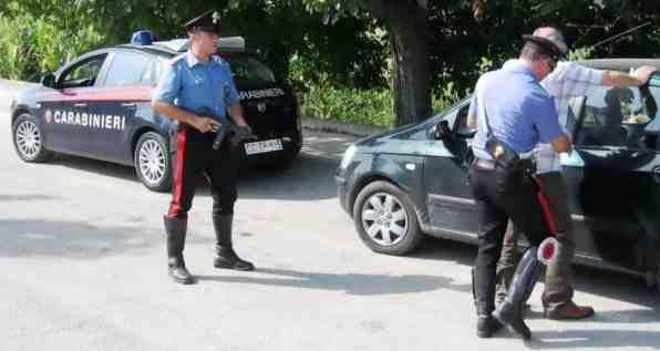 I Carabinieri di Grosseto arrestano un uomo ricercato a Lucca