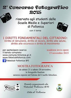 Festa della Toscana, il Fotoclub Follonica organizza il secondo concorso fotografico riservato alle scuole