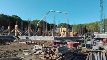 Proseguono i lavori per la nuova scuola di Scarlino Scalo