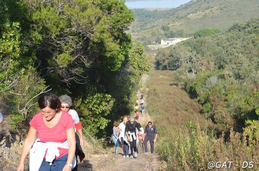 Photo of Domenica trekking e Festa di primavera a Porto Santo Stefano