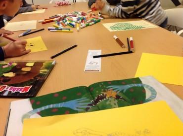 Roccastrada: in biblioteca i bambini imparano l'inglese divertendosi