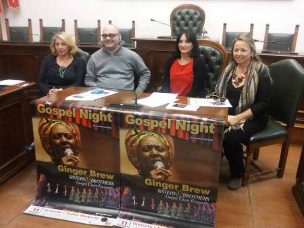 "Photo of ""The Gospel Night"": un concerto per celebrare il decennale della Fondazione Il Sole"