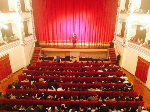 """""""Leadership e libertà"""": se ne parla in un incontro al Teatro degli Industri"""