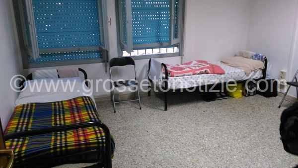 Emergenza freddo: il dormitorio per i senza dimora si sposta a Barbanella
