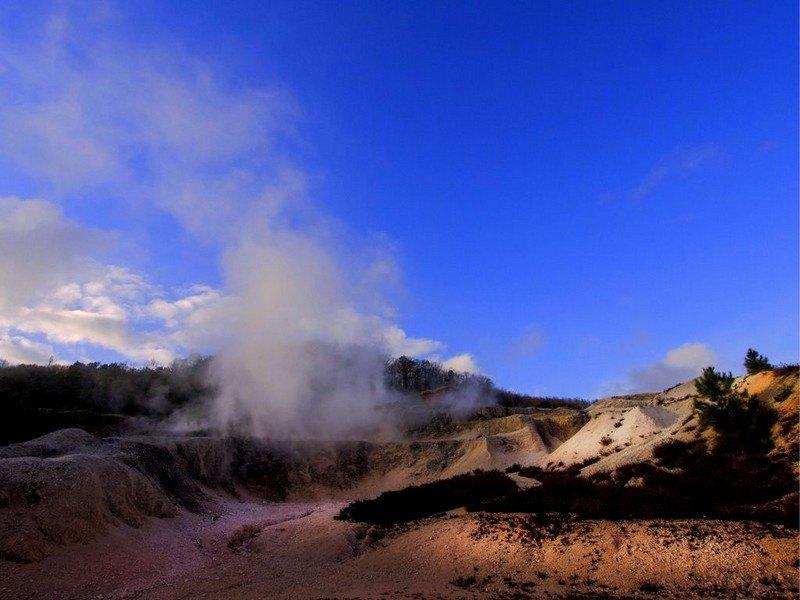 Photo of Boom di visitatori per il turismo geotermico: oltre 60mila presenze nel 2017