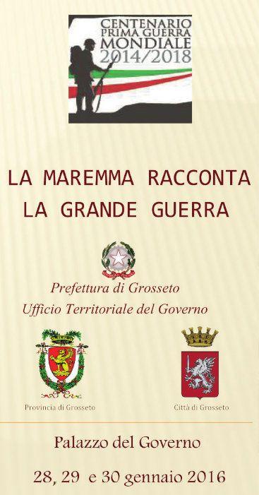 """Photo of """"La Maremma racconta la Grande guerra"""": documenti, testimonianze, oggetti che parlano del conflitto a Grosseto"""