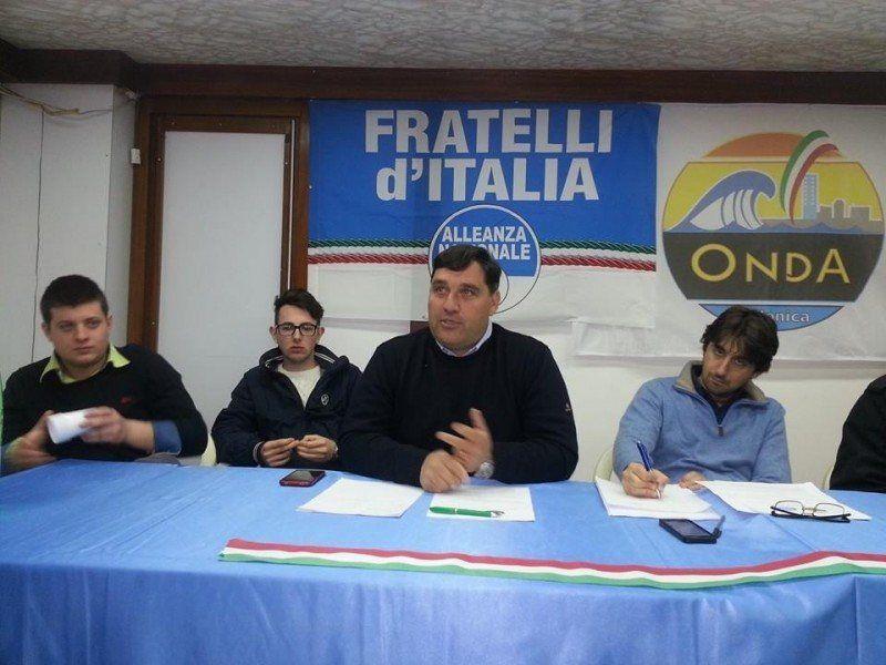 Scomparsa del senatore Turini: il cordoglio di Fratelli d'Italia