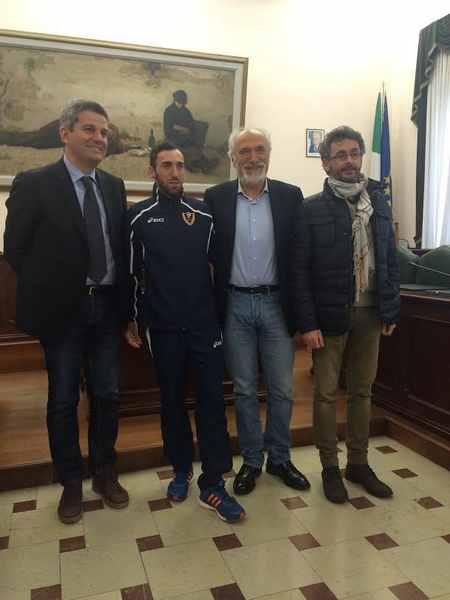 Photo of Grosseto saluta Stefano La Rosa, convocato per i Giochi olimpici di Rio
