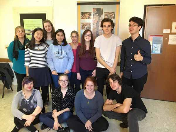 Winter School: 12 universitari australiani in Maremma per studiare gli scavi di Alberese