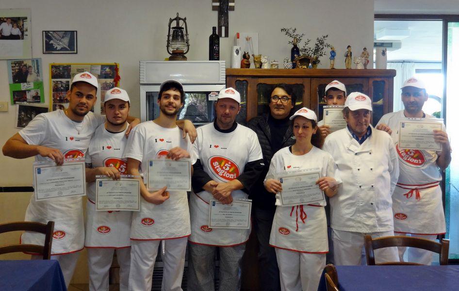 Photo of Diplomati nuovi pizzaioli e barman