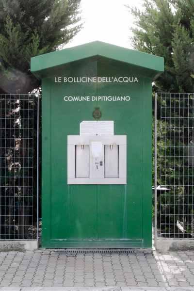 La casa dell'acqua di Pitigliano erogherà acqua migliore