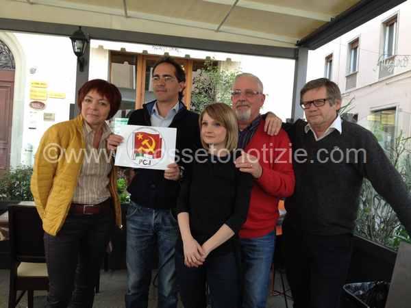 """Amministrative, Partito Comunista: """"Continueremo contro le politiche trasformistiche del PD"""""""