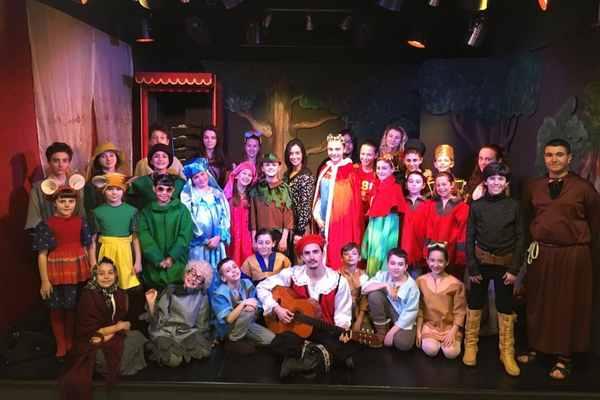 Robin Hood torna allo Studio Enteprise: in scena i piccoli allievi della scuola