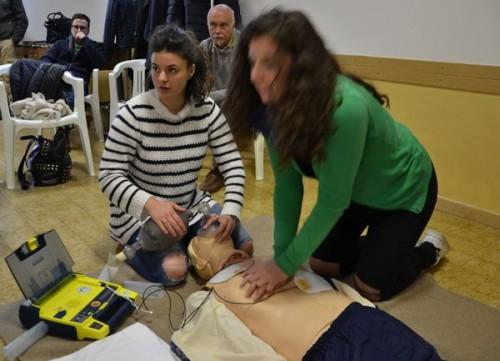 Il 118 di Grosseto al corso di formazione per i volontari di Vela insieme