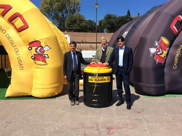 A Grosseto raccolte 570 tonnellate di oli lubrificanti usati