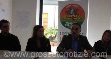 """Verso le amministrative, Felicioni: """"Via il mercato dal centro storico, ecco il nostro progetto"""""""