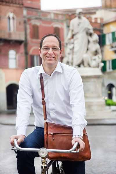 """Verso le amministrative, l'appello al voto di Lorenzo Mascagni: """"Vi spiego chi me lo ha fatto fare"""""""