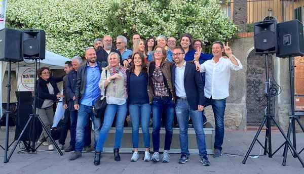"""Dopo il voto, il M5S di Castiglione: """"Ottimo risultato, ora vigileremo in Consiglio comunale"""""""
