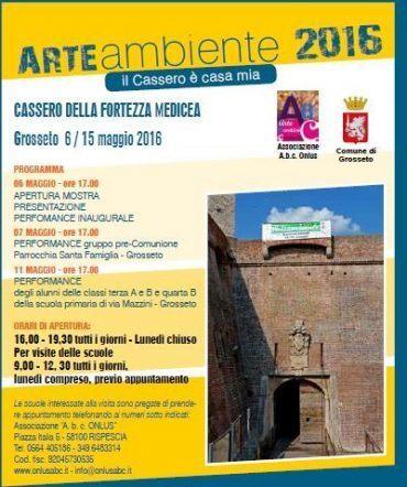 Arteambiente 2016 in scena al Cassero senese