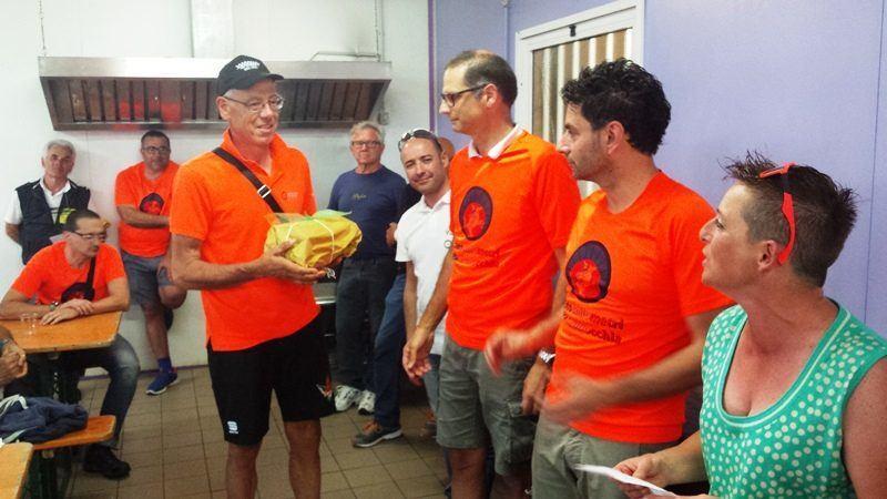 100 chilometri della Granocchia: festa a Paganico