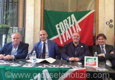 """Forza Italia, anche a Grosseto nasce il comitato del """"No"""" al referendum: ecco tutti i membri"""