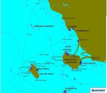 Mare sicuro 2016: avvisi ai naviganti, attenzione alla navigazione alle Formiche